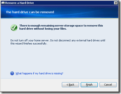 Hard Drive can be removed