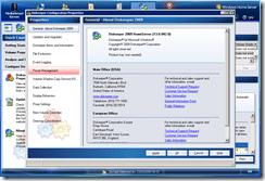 Configure Diskeeper Area
