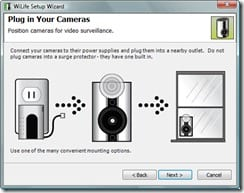 Plug in your camera