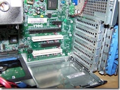 Inside Dell Server