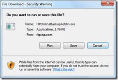 download online backup addin 2