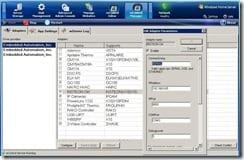 Edit Adapter Parameters