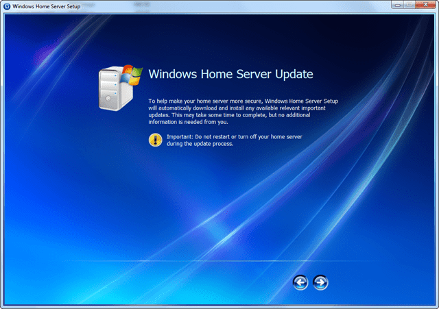 Windows home server power pack 3 now available movies games and tech.