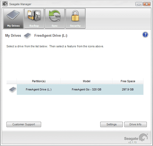 Seagate Freeagent Pro Driver Download