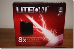 Liteon Box - Front