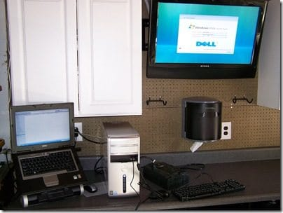 Bench Test of Dell Inspiron