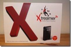 Xtreamer box front