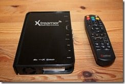 Xtreamer and remote