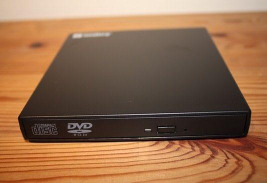 Sanberg USB DVD Mini Reader