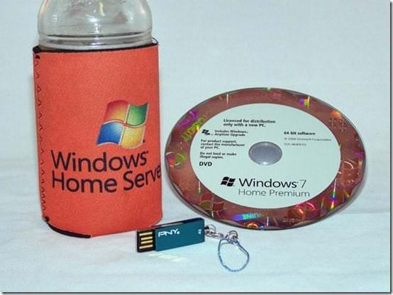 Windows 7 Installation USB Drive