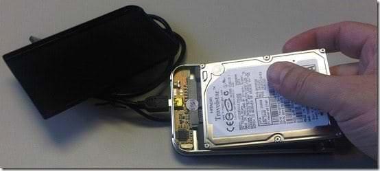 USB Drive Restore