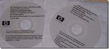 HP 3.0 CDs