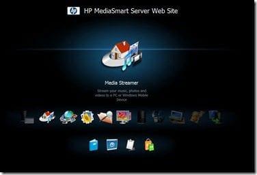 HP 3.0 Website