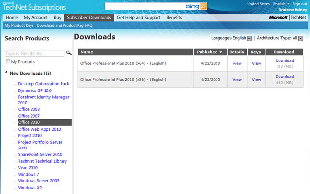 Msdn Download Website Finding Downloading and Installing