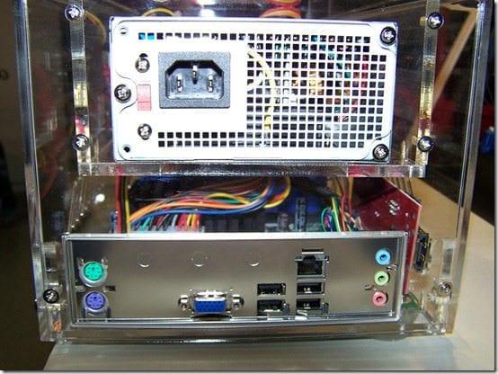 WHS D510 Build