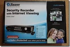 Swann DVR4-2500