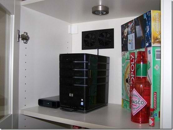 Happy HP MediaSmart Server