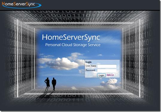 HomeServerSync