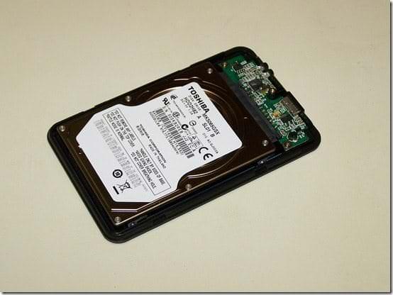 USB 3.0 External Hard Drive