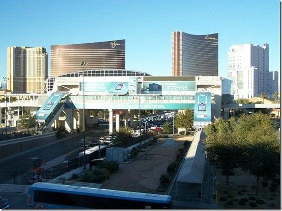 CES 2011 - Monorail