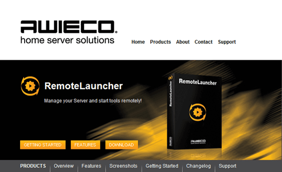 AWIECO RemoteLauncher