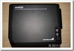UWHS - StarTech S354UFER Review