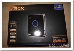 UWHS Review - ZOTAC ZBOX HD-ID11