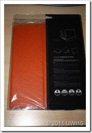 UWHS Review - mophie workbook for iPad case