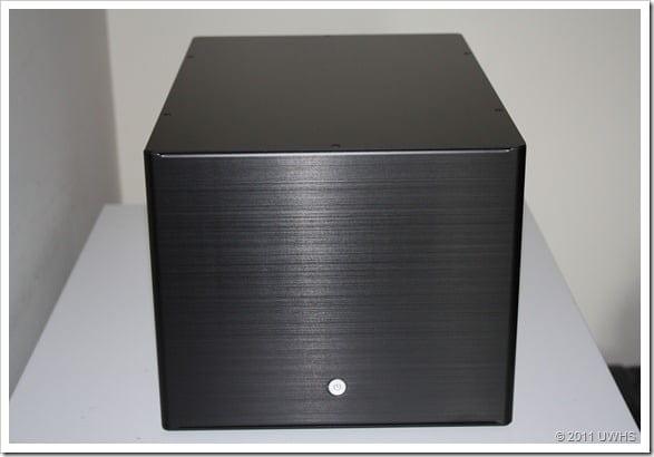UWHS Review - Fractal Design Array R2 Mini-ITX Case
