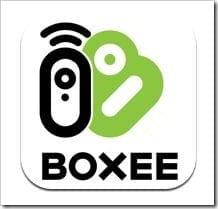 boxee iphone icon