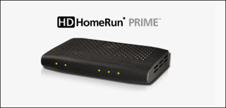 SiliconDust HDHomeRun PRIME CableCARD