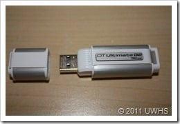 UWHS Review - Kingston DataTraveler Ultimate 3.0 G2 USB 3.0 Flash Drive