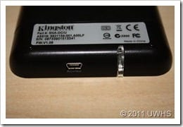 UWHS Review - Kingston SSDNOW V+100 SSD