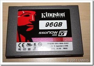 UWHS Review - Kingston SSDNOW V+100 SSD