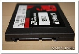 UWHS Review - Kingston SSDNow V100 Solid State Drive