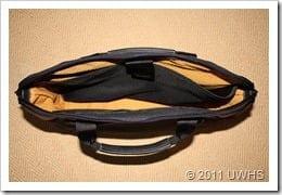 UWHS Review - Waterfield Designs Cozmo Bag