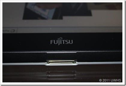 UWHS - Hands-on with the Fujitsu STYLISTIC Q550 Windows 7 Slate