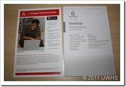 UWHS Review - Iomega Prestige Desktop Hard Drive 012