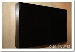 UWHS Review - Iomega Prestige Desktop Hard Drive 015