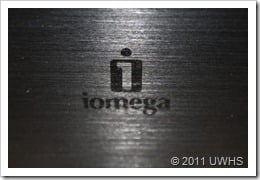 UWHS Review - Iomega Prestige Desktop Hard Drive 019