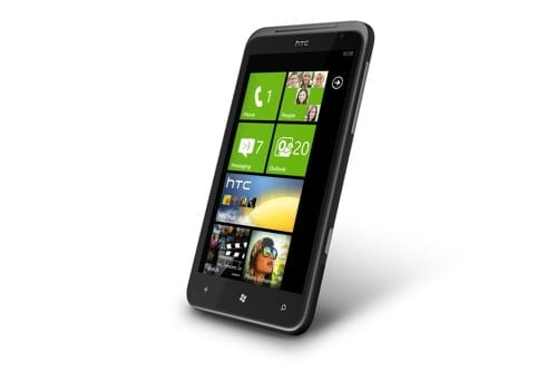 HTC TITAN  front right  Carbon Grey
