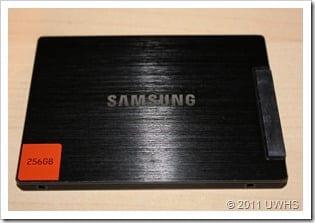 UWHS - Samsung 830 Series SSD