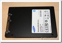 UWHS Review - Samsung Series 830 SSD