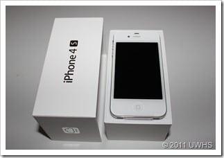 UWHS - iPhone 4S - 3