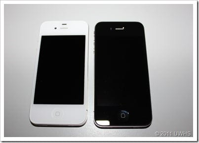 UWHS - iPhone 4S - 5