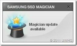 Samsung SSD Magician 10