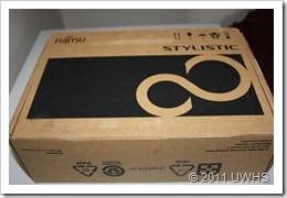 UWHS Review - Fujitsu STYLISTIC Q550 Slate - 2