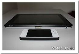 UWHS Review - Fujitsu STYLISTIC Q550 Slate - 34