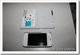 UWHS Review - Fujitsu STYLISTIC Q550 Slate - 35