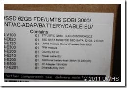 UWHS Review - Fujitsu STYLISTIC Q550 Slate - 4